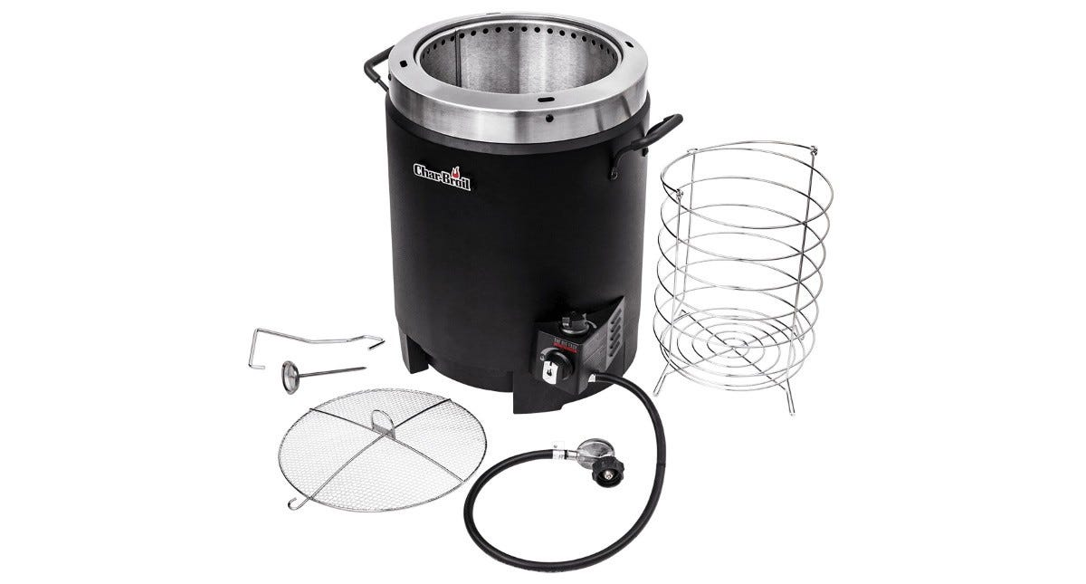 Char-Broil Big Easy TRU-Infrared Turkey Fryer.