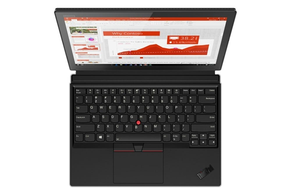 thinkpad, lenovo, tablet, thinkpad x1 tablet, surface pro, alternative,