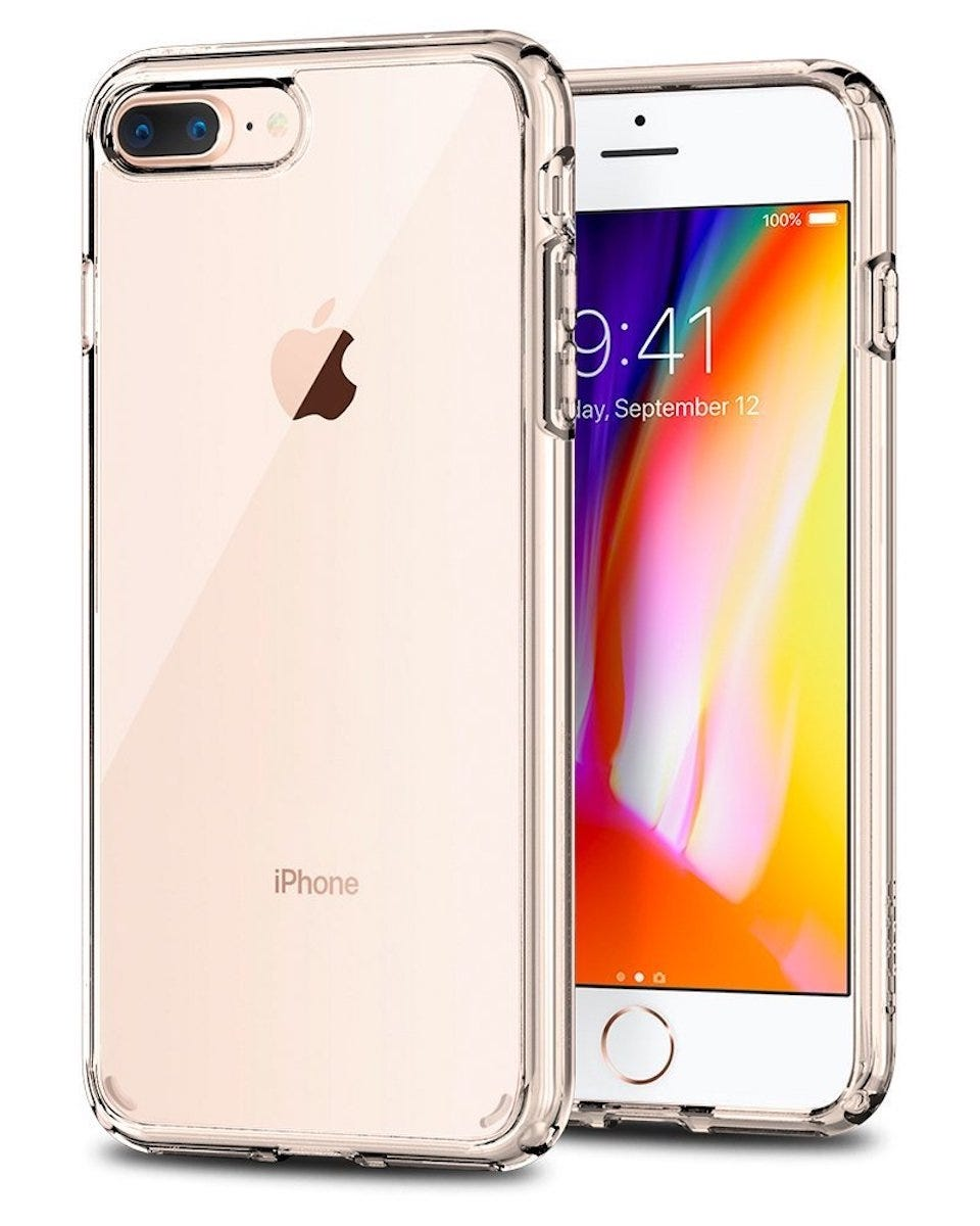 finest selection 424ba 1038a The Best Clear iPhone 8 Cases To Protect (But Showcase) Your Phone ...