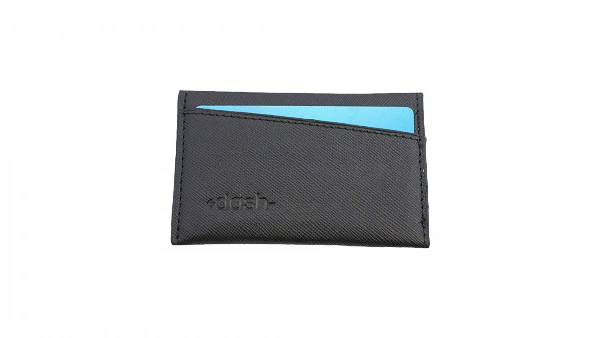 The Dash slim wallet.