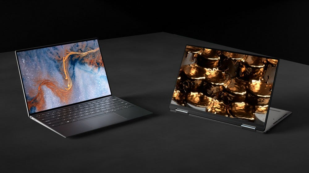 Dell XPS 13 and XPS 13 2-in-1