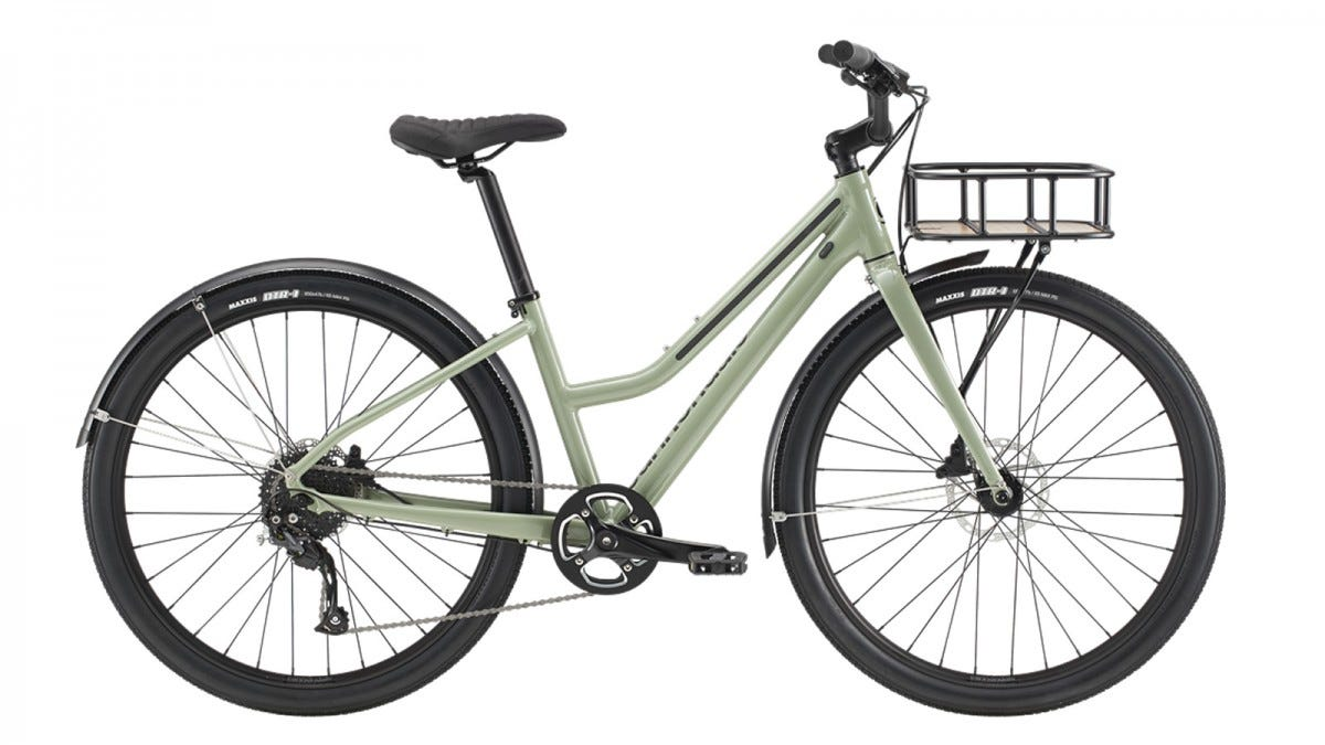 The Cannondale Treadwell EQ Remixte bicycle.