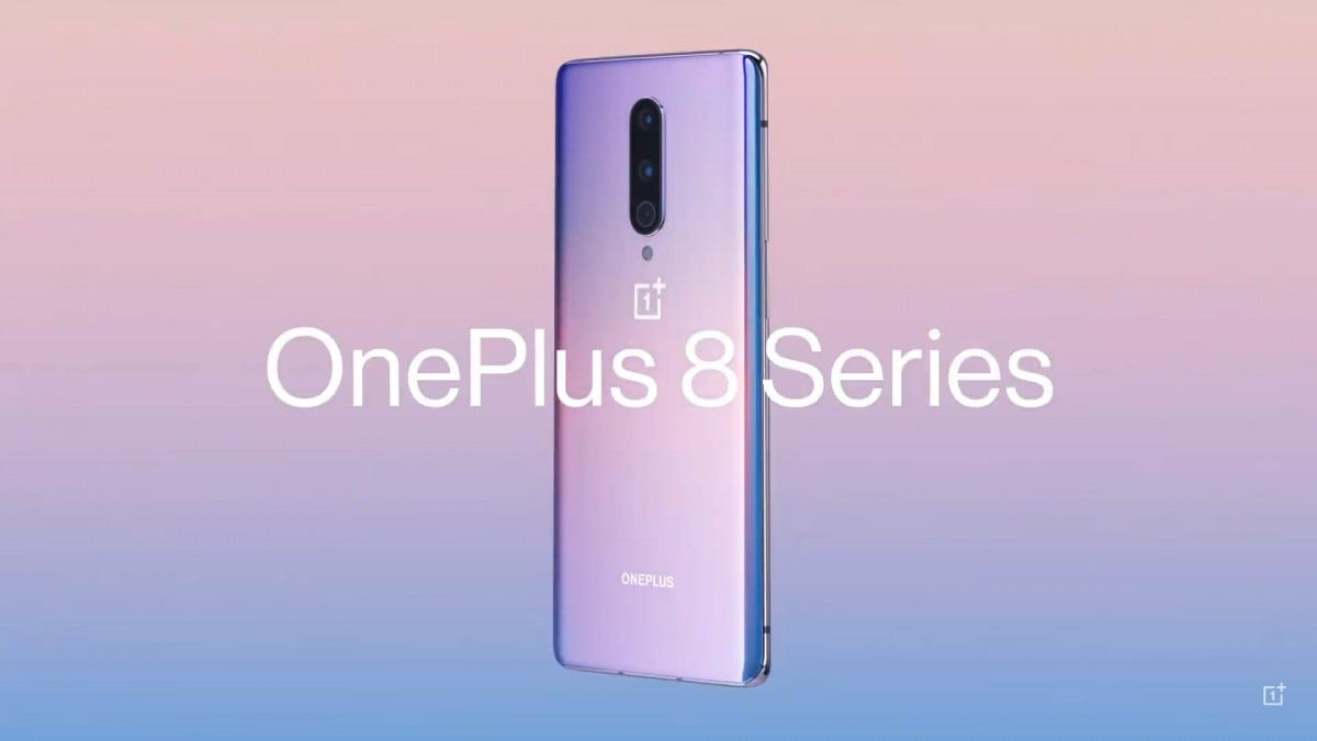 OnePlus 8 trong Interseller Glow
