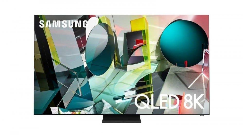 """Samsung 65"""" Q900TS"""