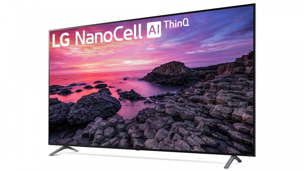 A photo of a NanoCell TV.
