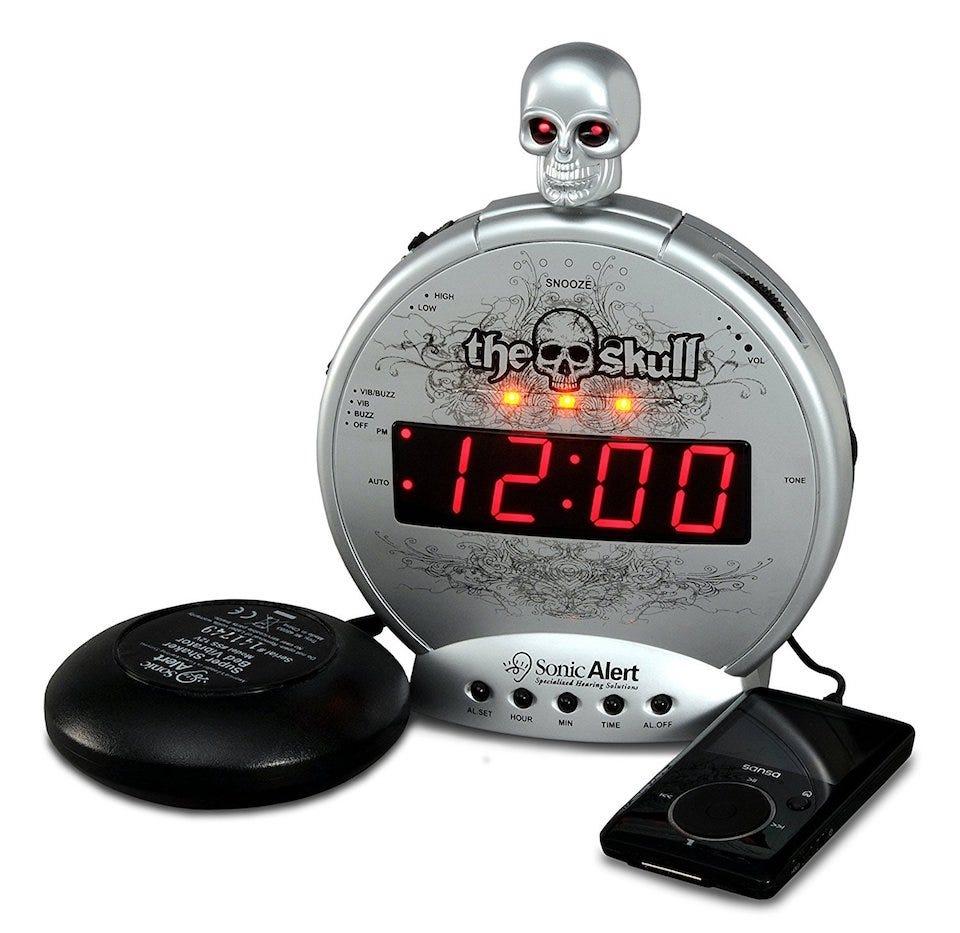 6 Best Alarm Clocks For Deep Sleepers Review Geek