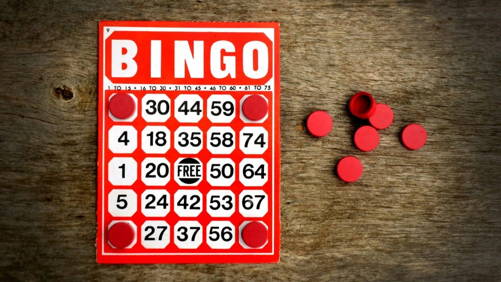 Play Bingo Online with These Apps and Websites