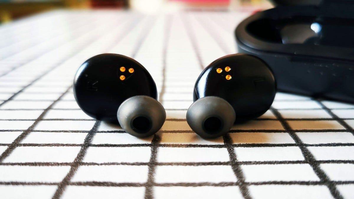 earfun free ear tips