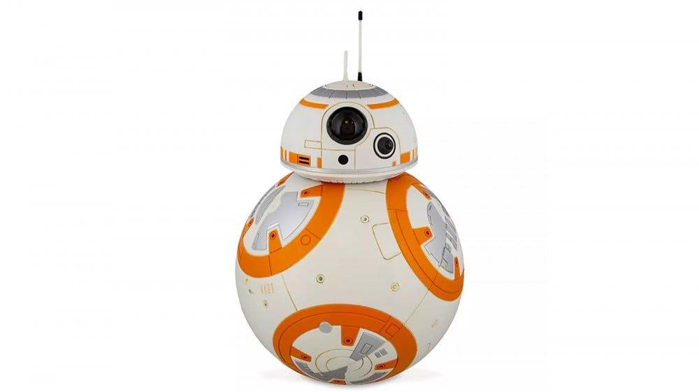 bb-8 interactive remote control droid