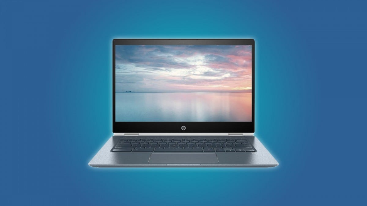 Deal Alert: Grab the HP Chromebook x360 for Just $450