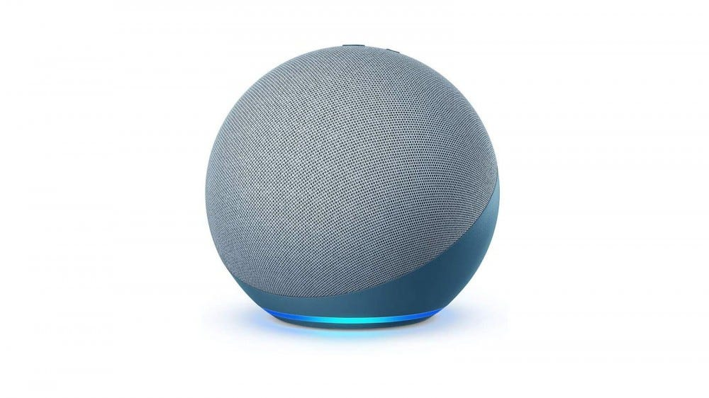 An Echo shaped as a sphere.