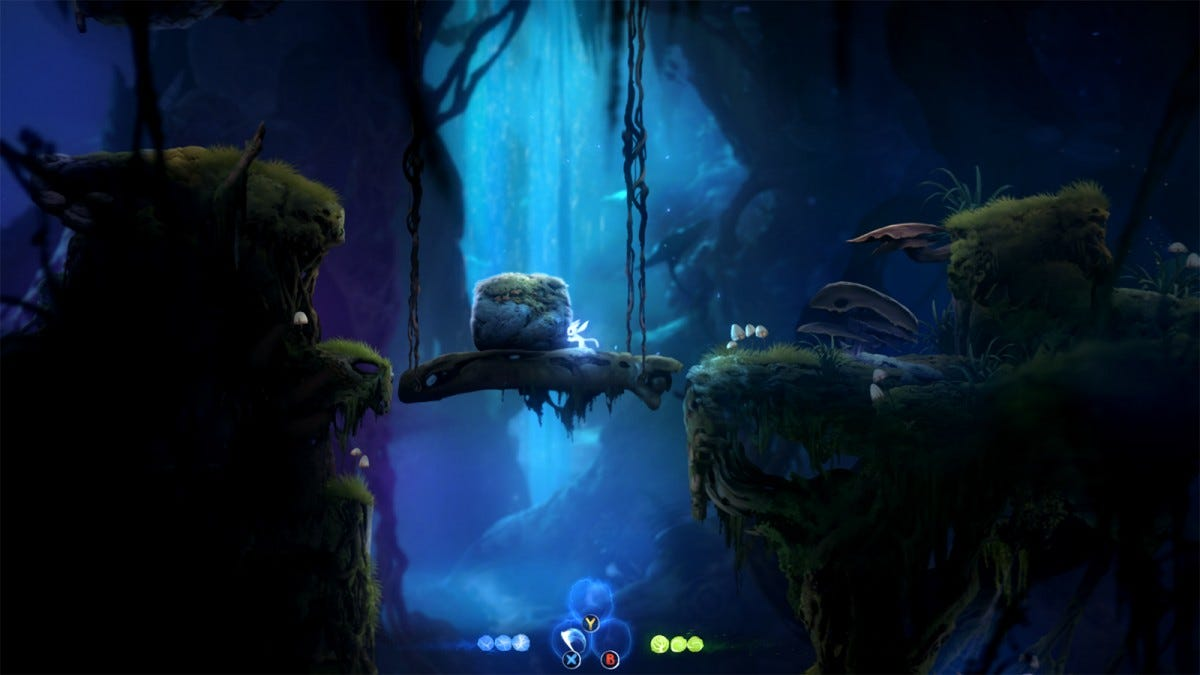 Ori and the Will of the Wisps Boulder