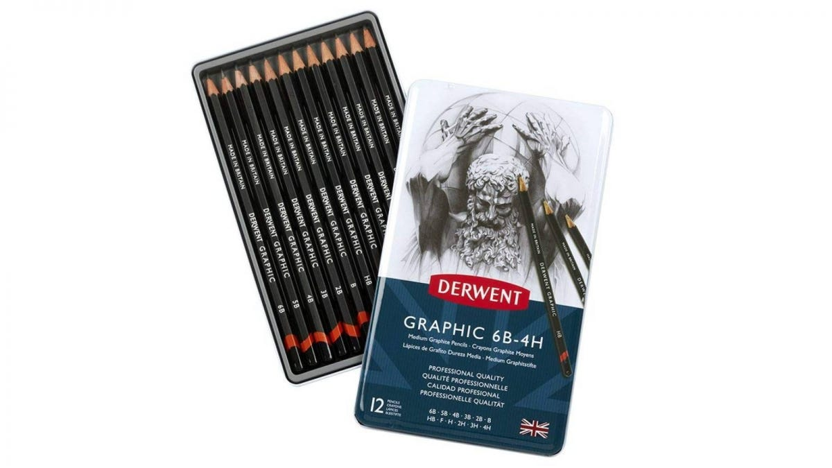 Derwent Graphic Drawing Pencils