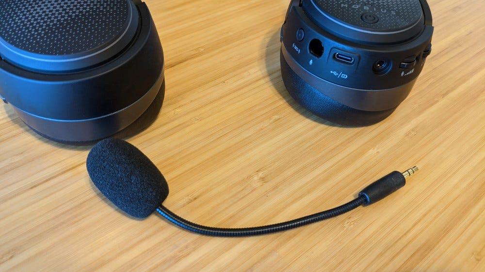 Audeze Mobius mikrofon gém