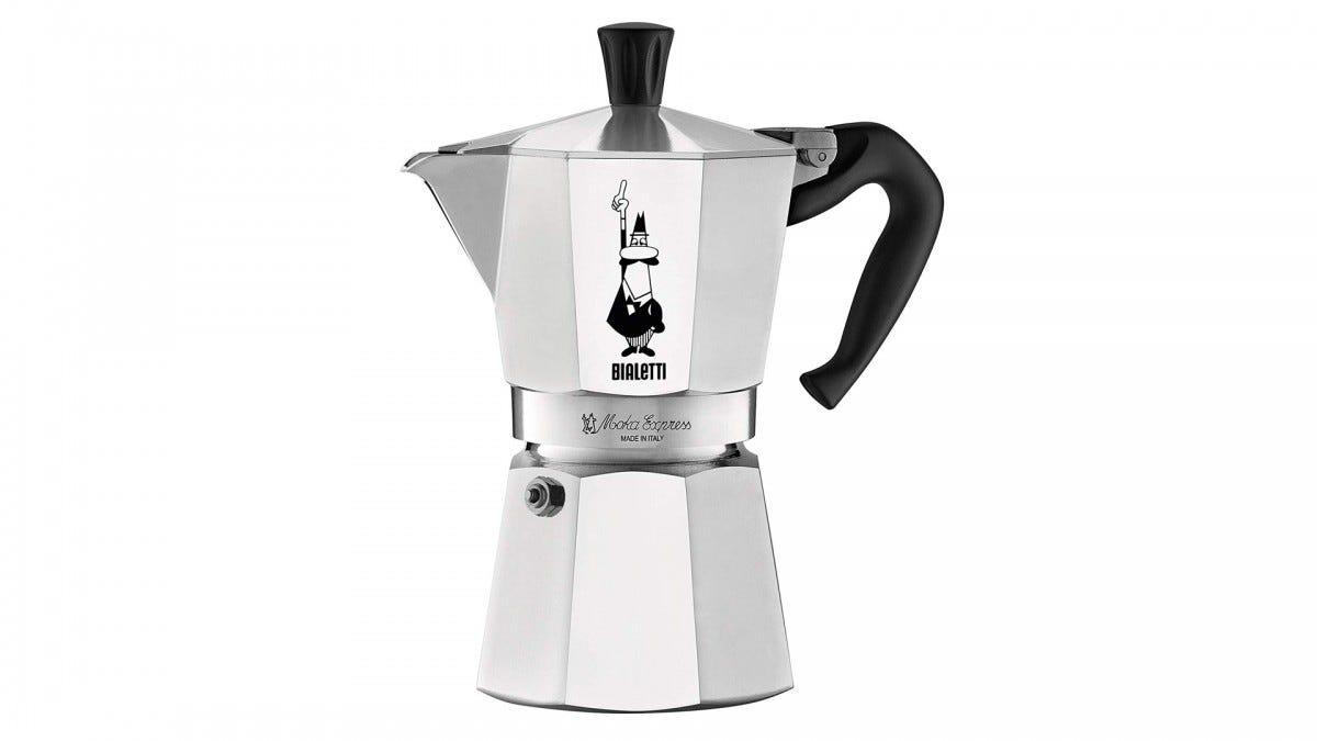 A Moka Coffee Maker