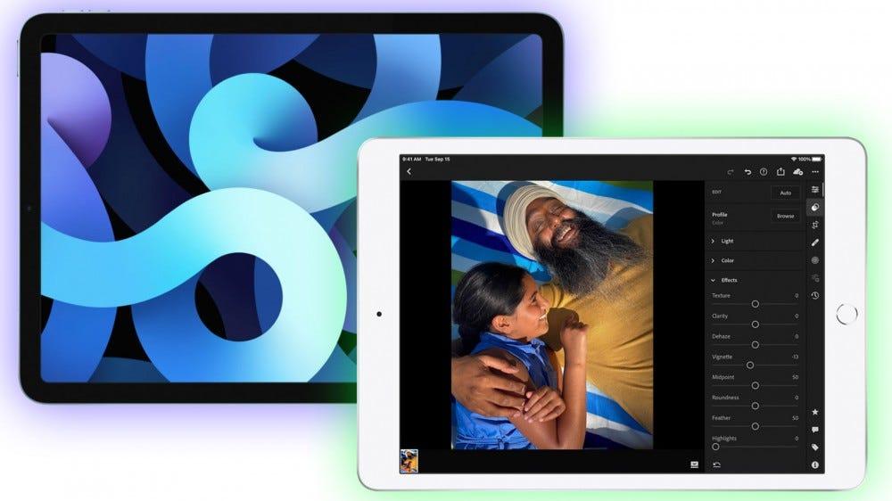 iPad and iPad Air