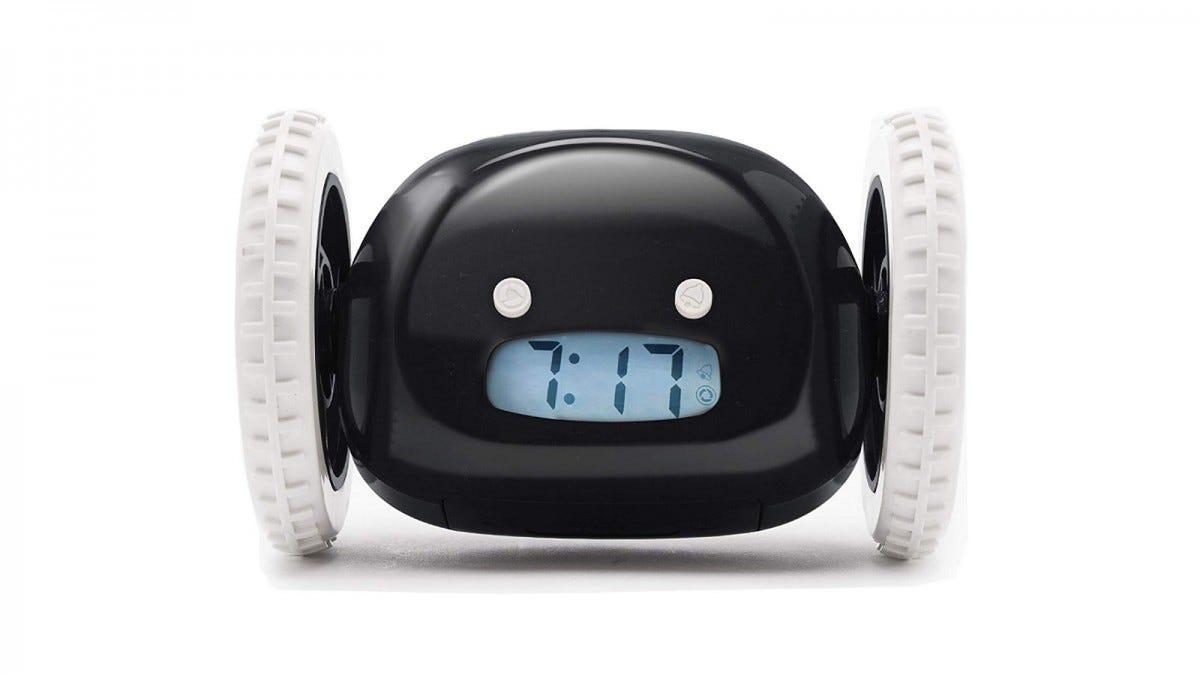 Clocky Alarm Clock