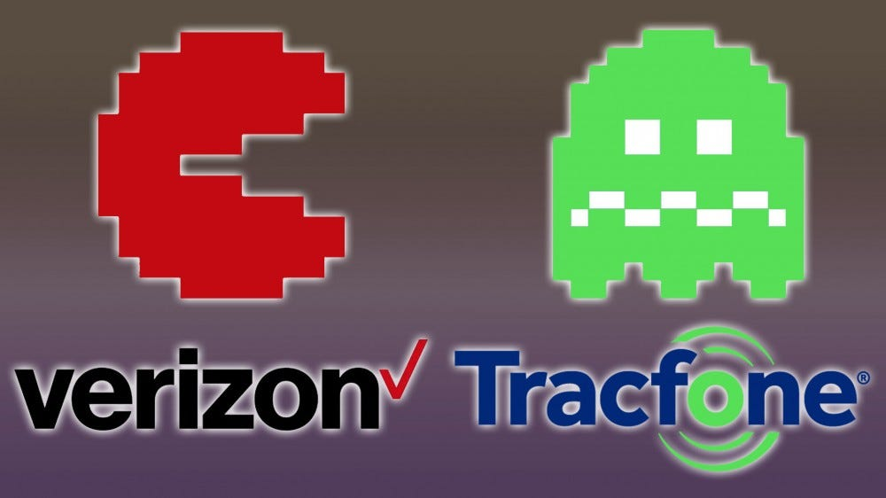 Verizon gobbling up Tracfone