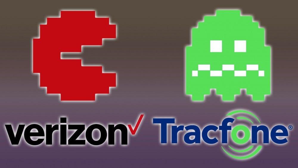 Verizon beats up Tracfone