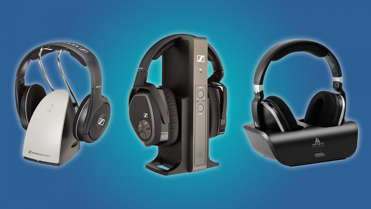 The Best Wireless Rf Headphones For Your Tv Music And Media Review Geek