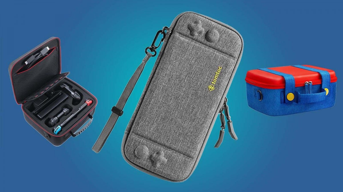 Die besten Nintendo Switch Cases