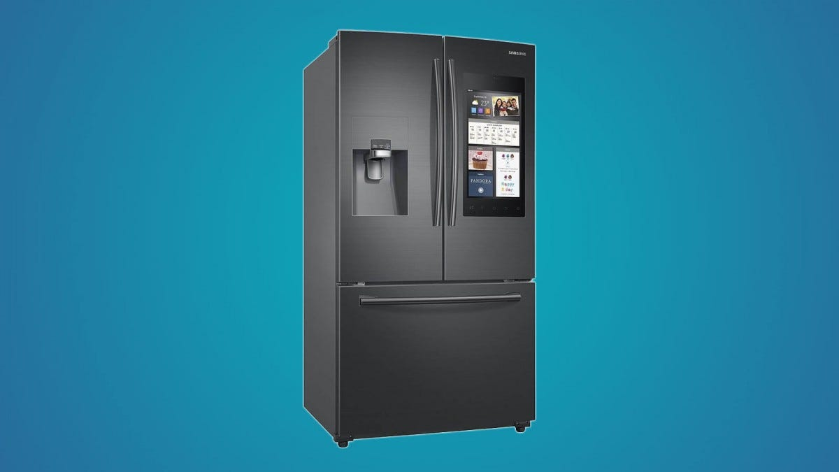 The 5 Most Awesome Smart Fridges You Could Buy (Instead of a