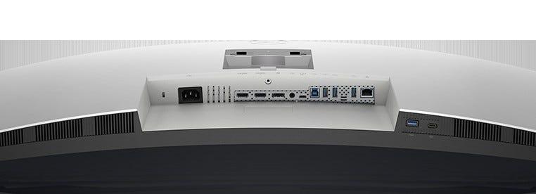 Dell Ultrawide monitor csatlakozások