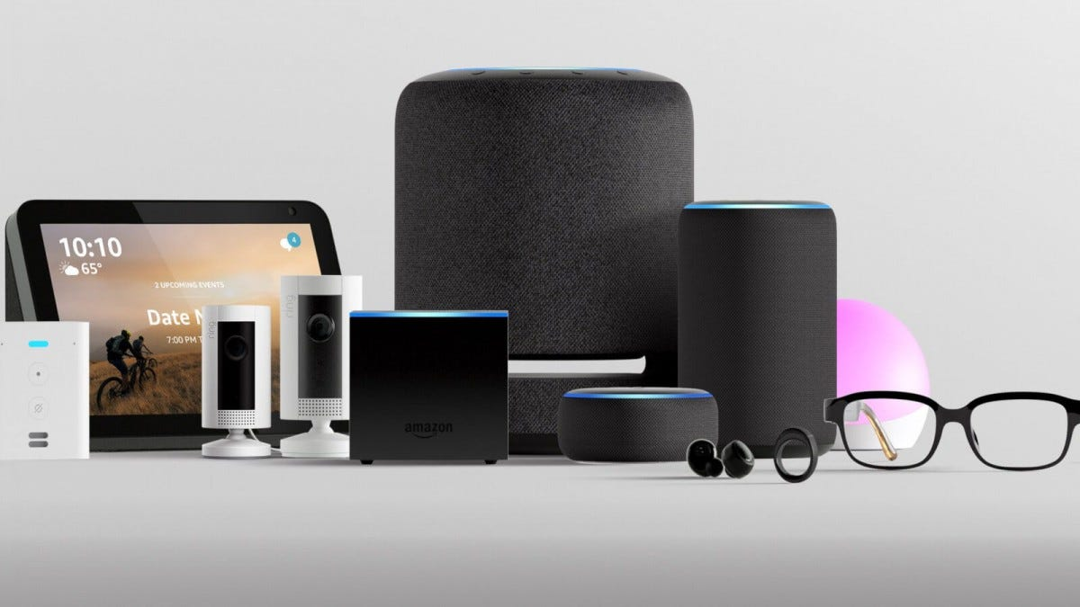 Amazon Devices Event Fall 2019