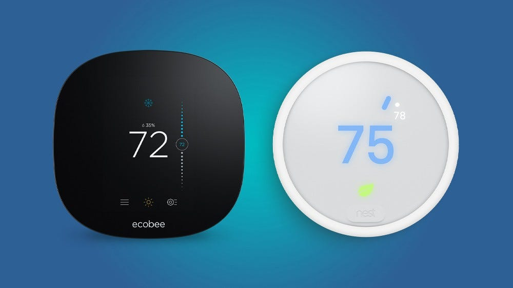 The Best Smart Thermostat For Your Amazon Echo  U2013 Review Geek