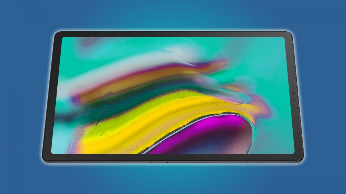 The Samsung Galaxy Tab S5e is one of the only premium Android tablets left