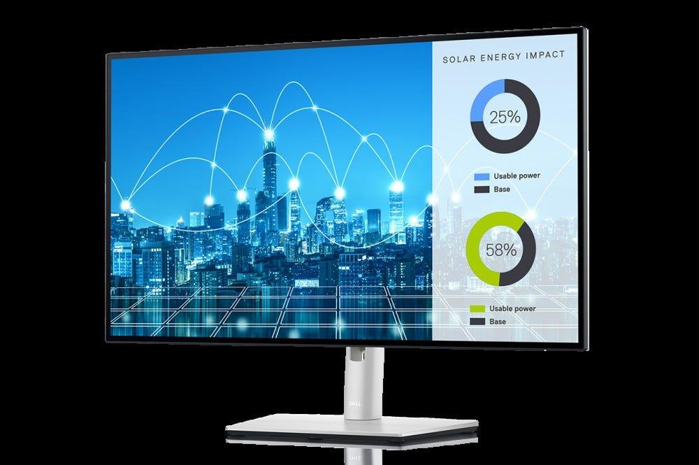 Dell Ultrasharp 27-inch promo image