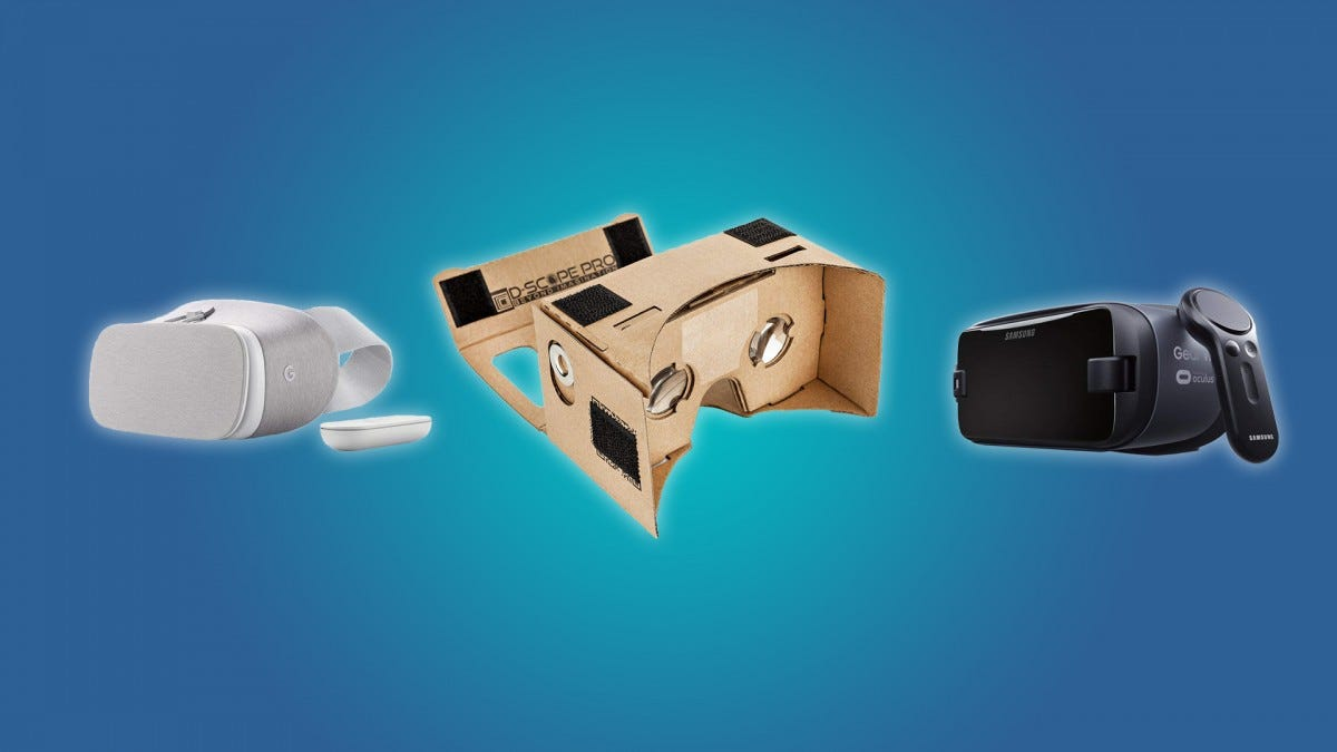 The Best VR Headsets For Your Phone – Review Geek