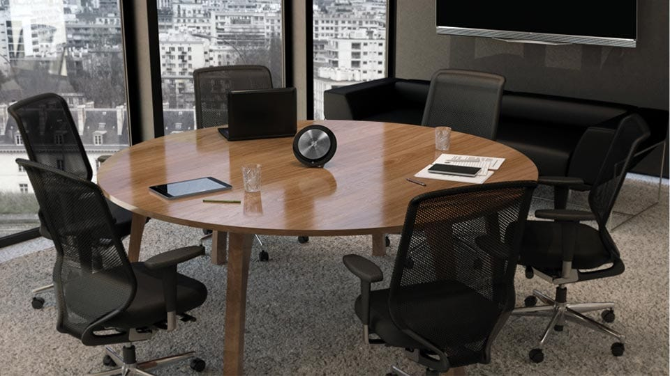 Jabra Speak 710 in a conference room
