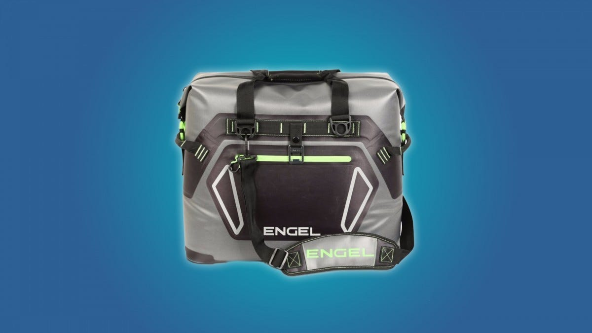 The Engel HD30 20qt Vacuum-Seal Tote