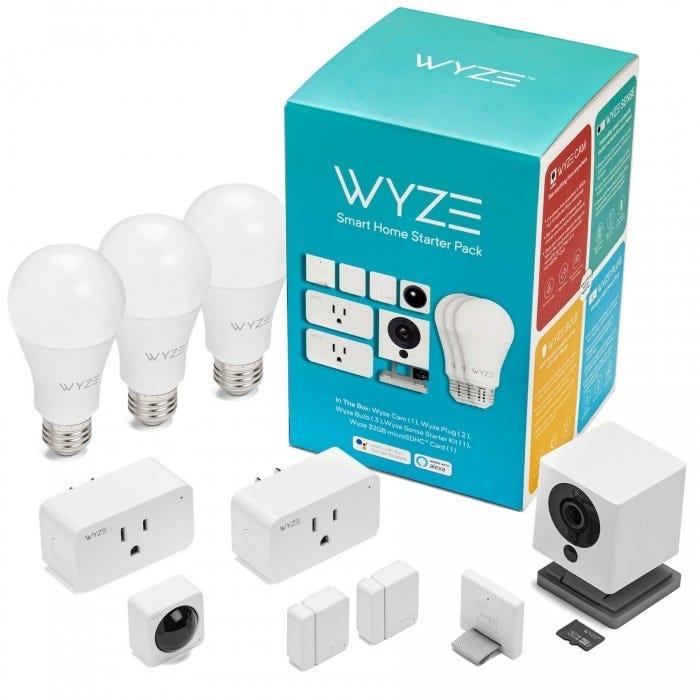 Wyze Smart Home Starter Pack