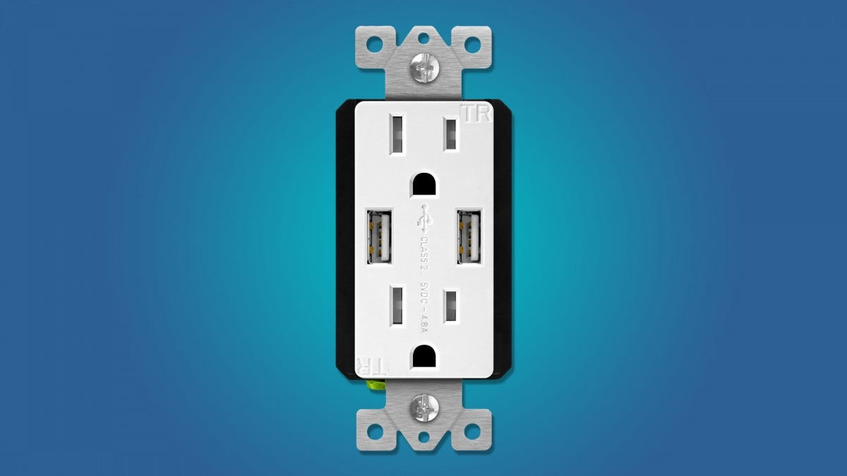 3 Way Switch And Outlet Combo