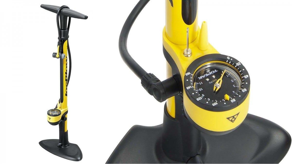 Topeak Joe Blow Sport II bike floor pump