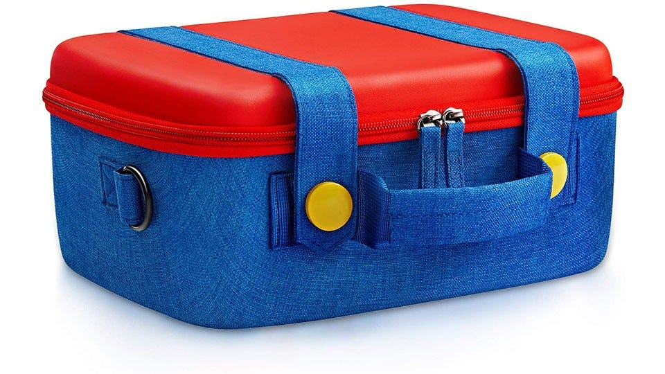 Funlab Travel Carrying Case