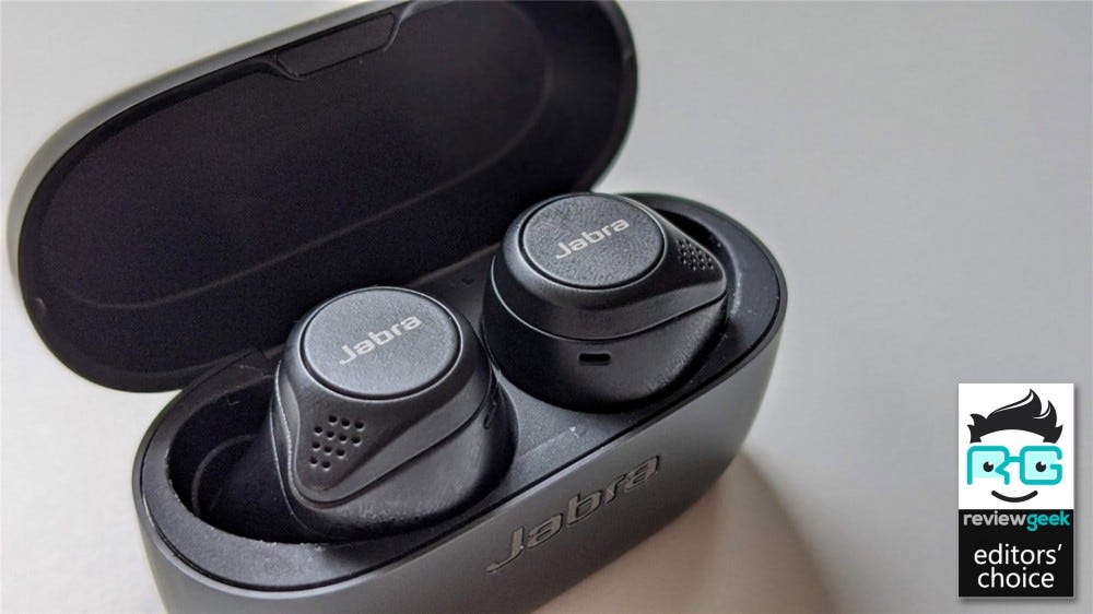 The Jabra Elite 75t Are The Best Sounding True Wireless Earbuds You Can Buy Review Geek
