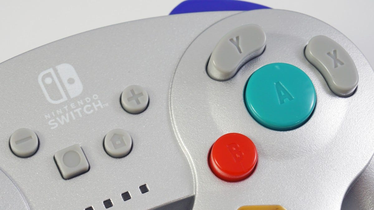 PowerA Wireless GameCube Controller Review: The WaveBird