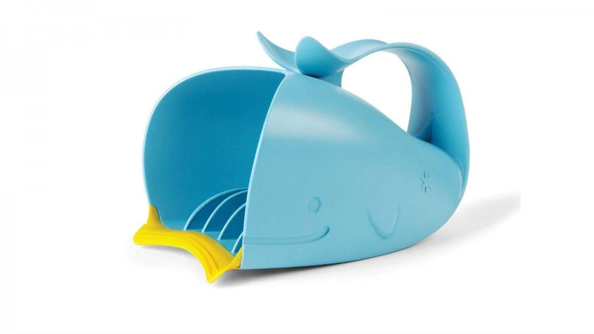 Skip Hop Moby Bath Tear-Free Waterfall Rinser Bath Cup