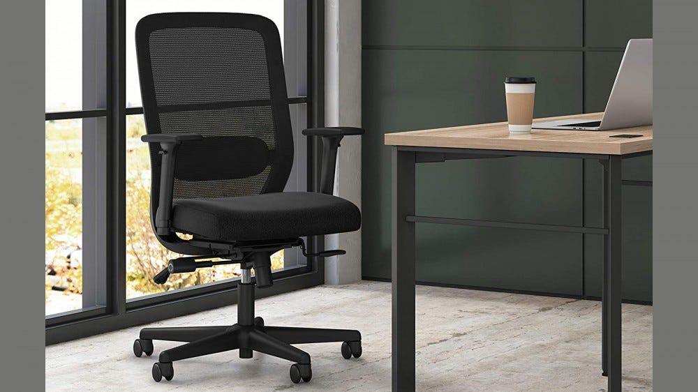 HON Exposure chair in modern office