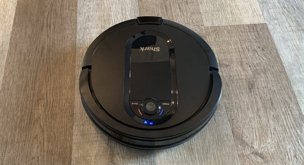 Shark IQ RV1001AE - Can Not Find Base