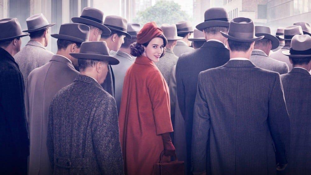 The Marvelous Mrs. Maisel promotional shot