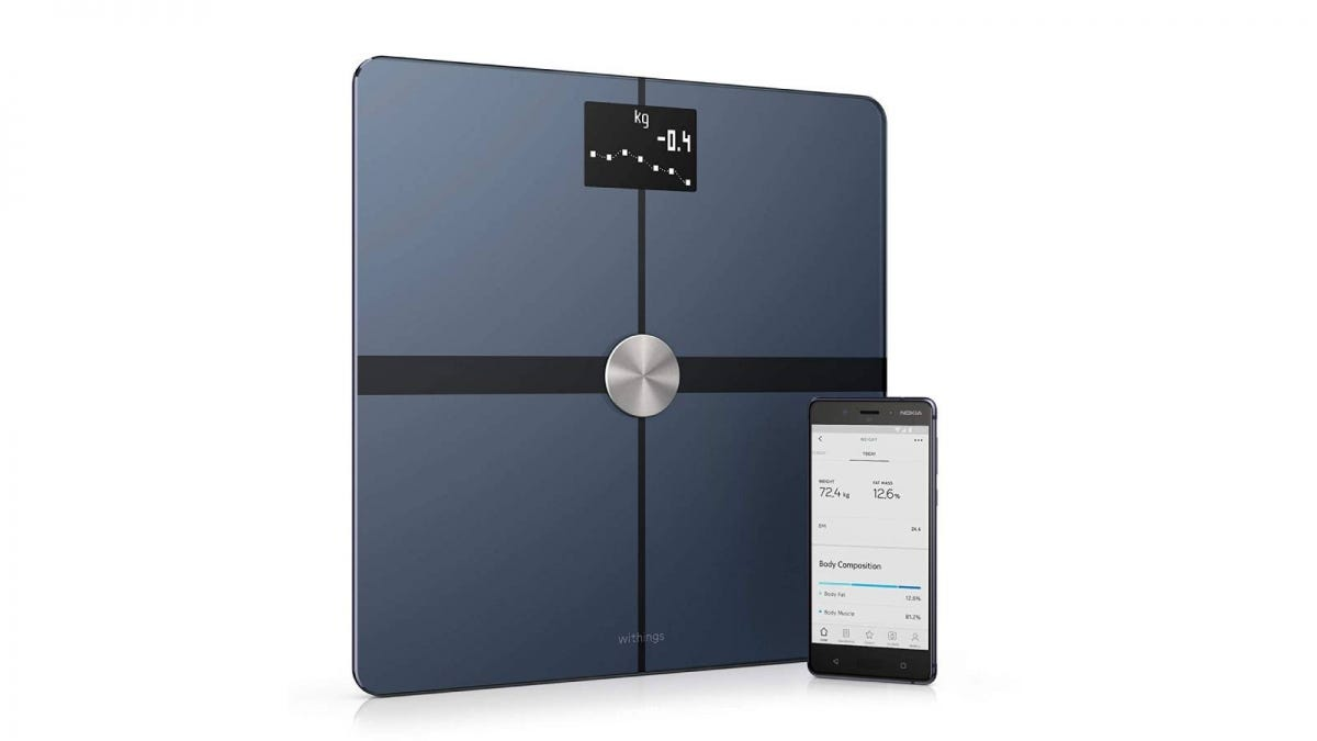 Withings Body+ Digital Scale