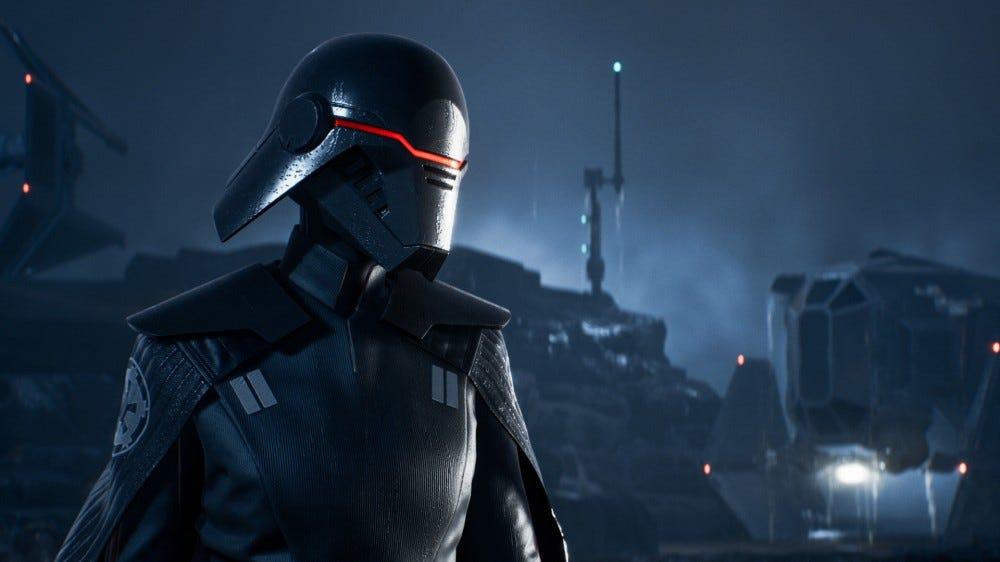 Jedi Fallen Order inquisitor