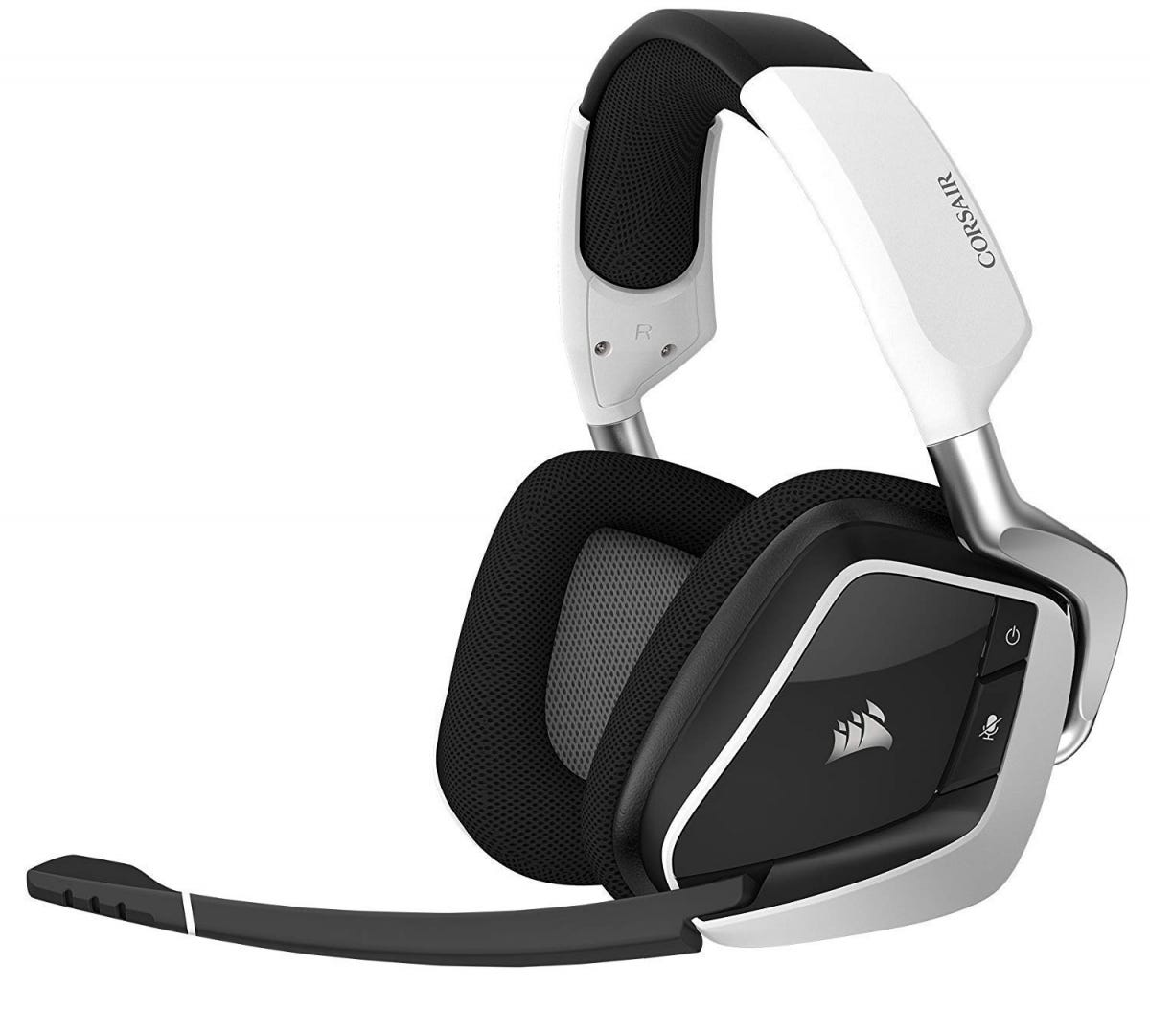 This wireless headset works great for communicating with your team.