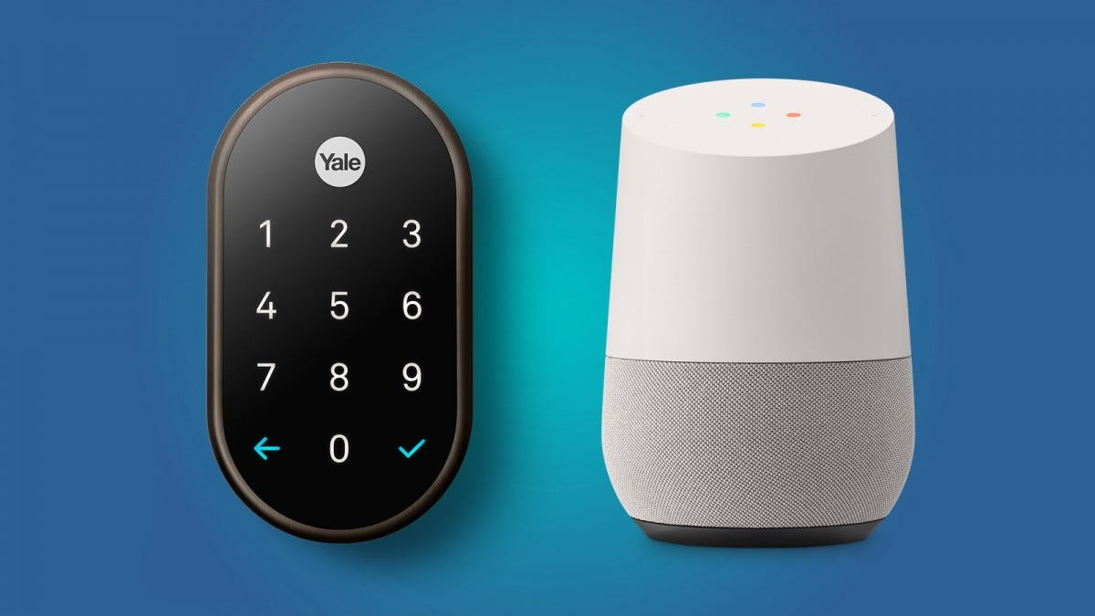 The Best Smart Locks For Your Google Home – Review Geek