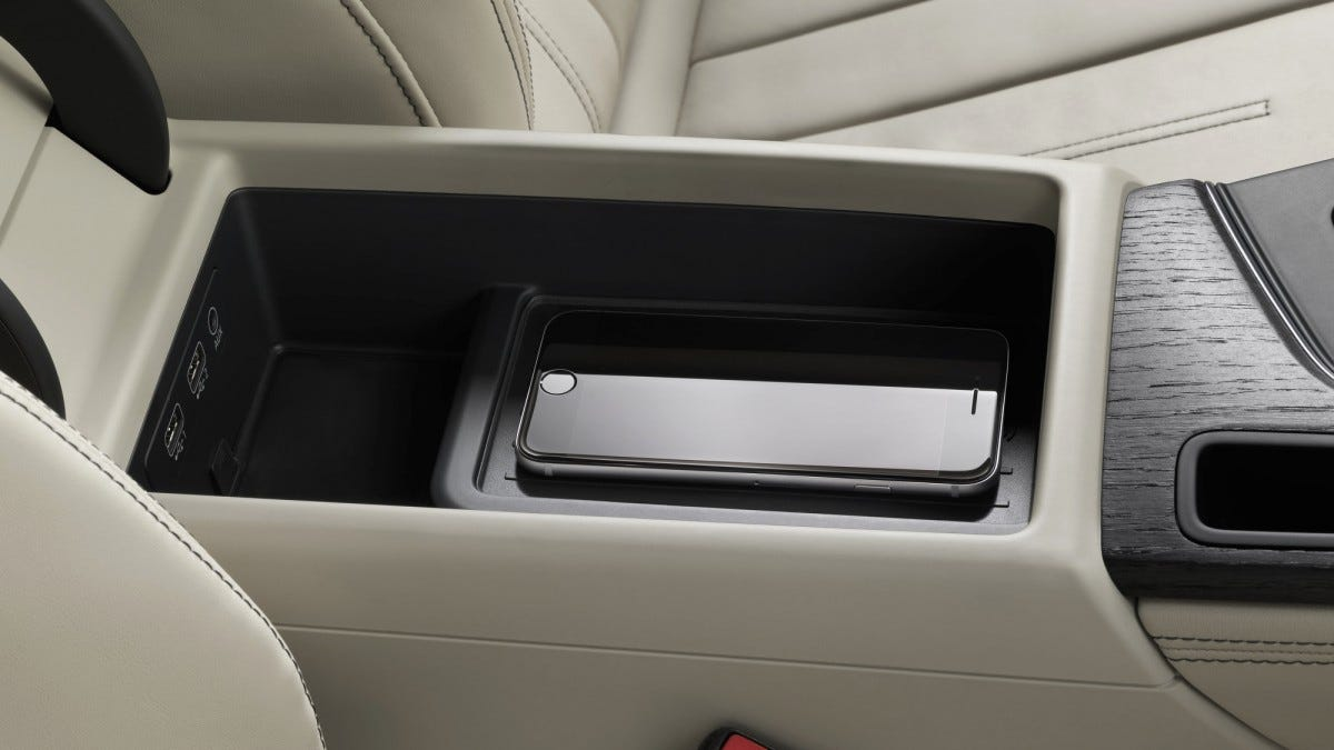 It's Dead Simple To Add Wireless Charging To Your Car – Review Geek