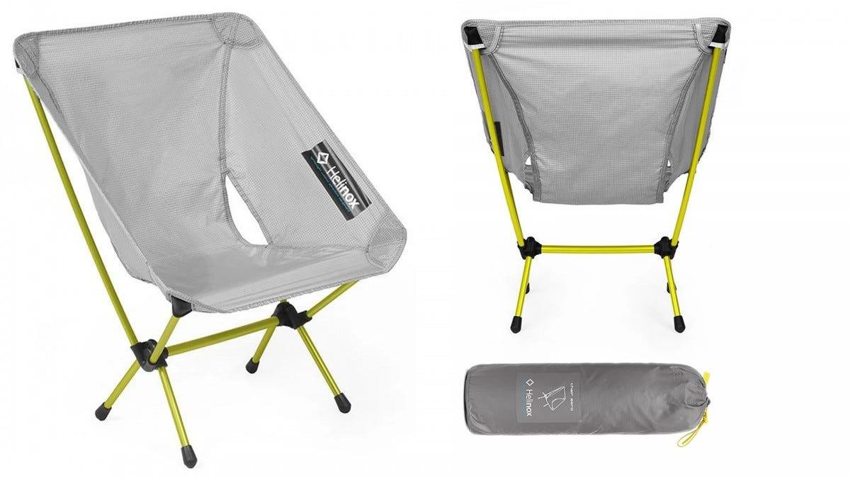 Helinox Zero Ultralight Compact Camping Chair